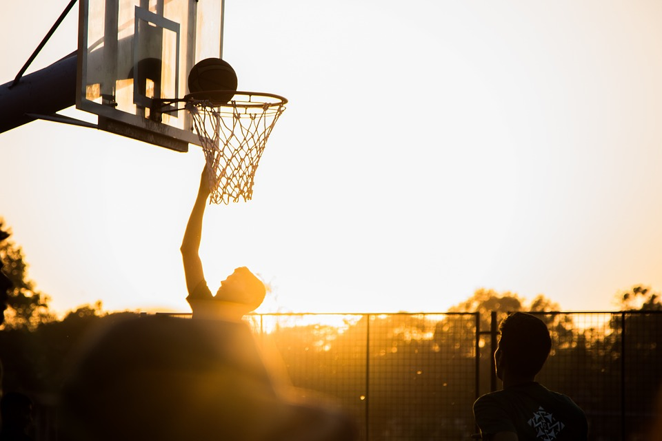 Basketball courts across the globe